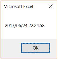 Excel vba SQLSERVERにアクセスする。